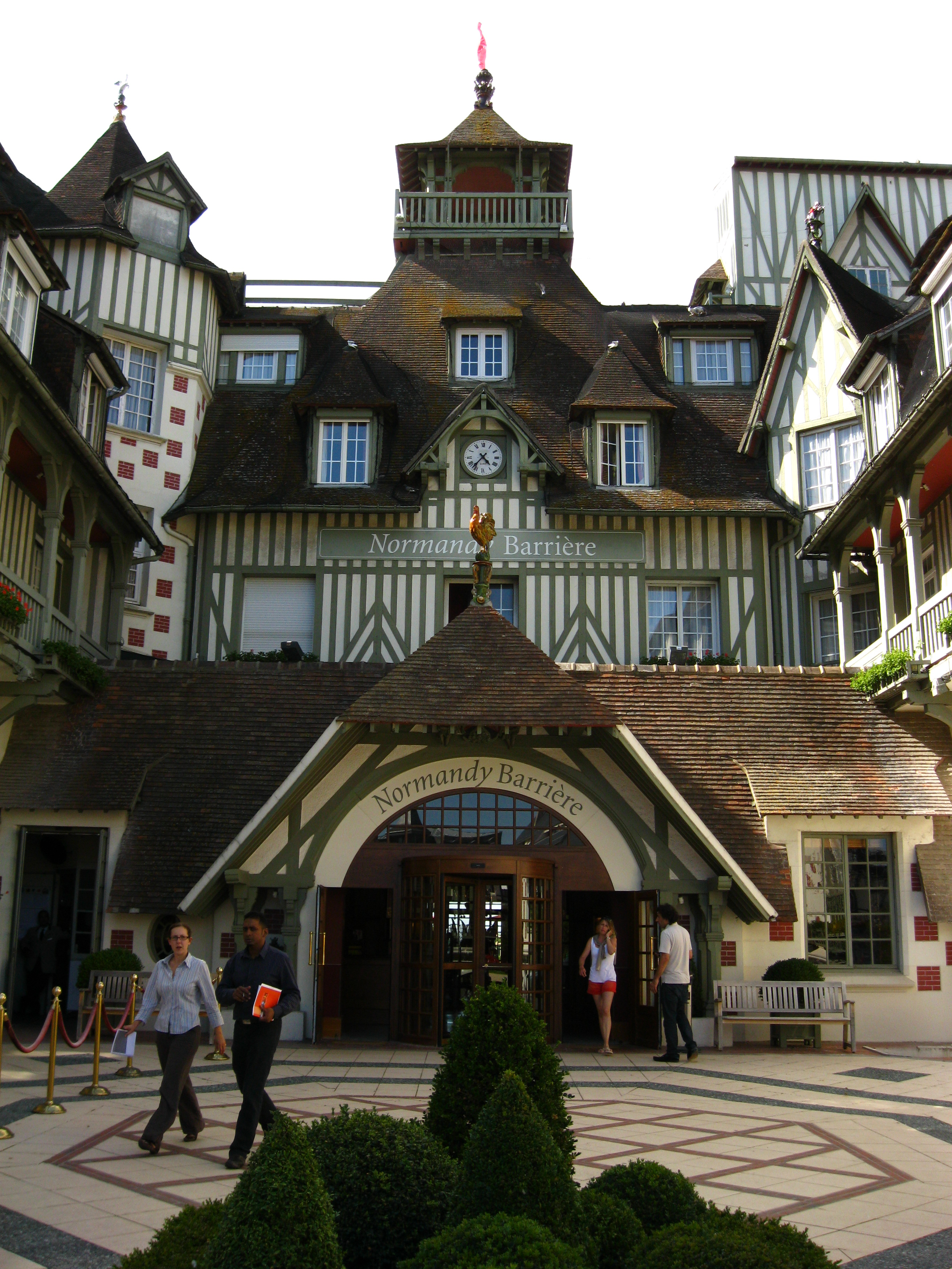 My Afternoon In Deauville Sea Pics And Shops Ritournelle