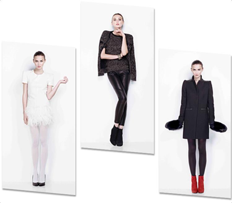 IRO, Maje and Comptoir des Cotonniers: 3 French fashion ...