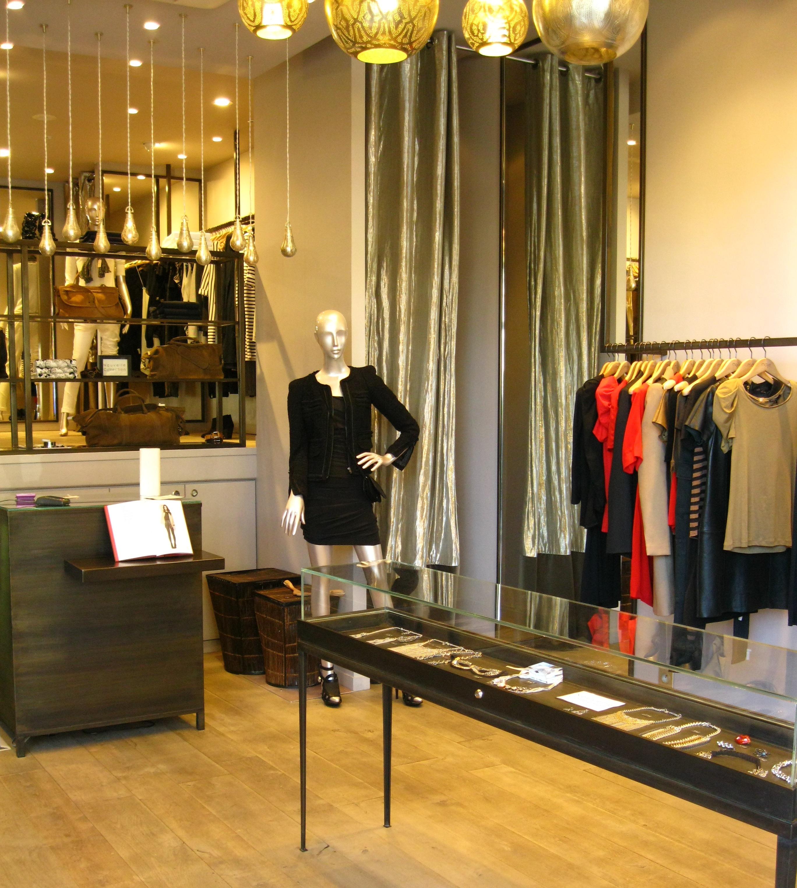 Iro maje and comptoir des cotonniers 3 french fashion brands gone big ritournelle - Boutiques comptoir des cotonniers ...