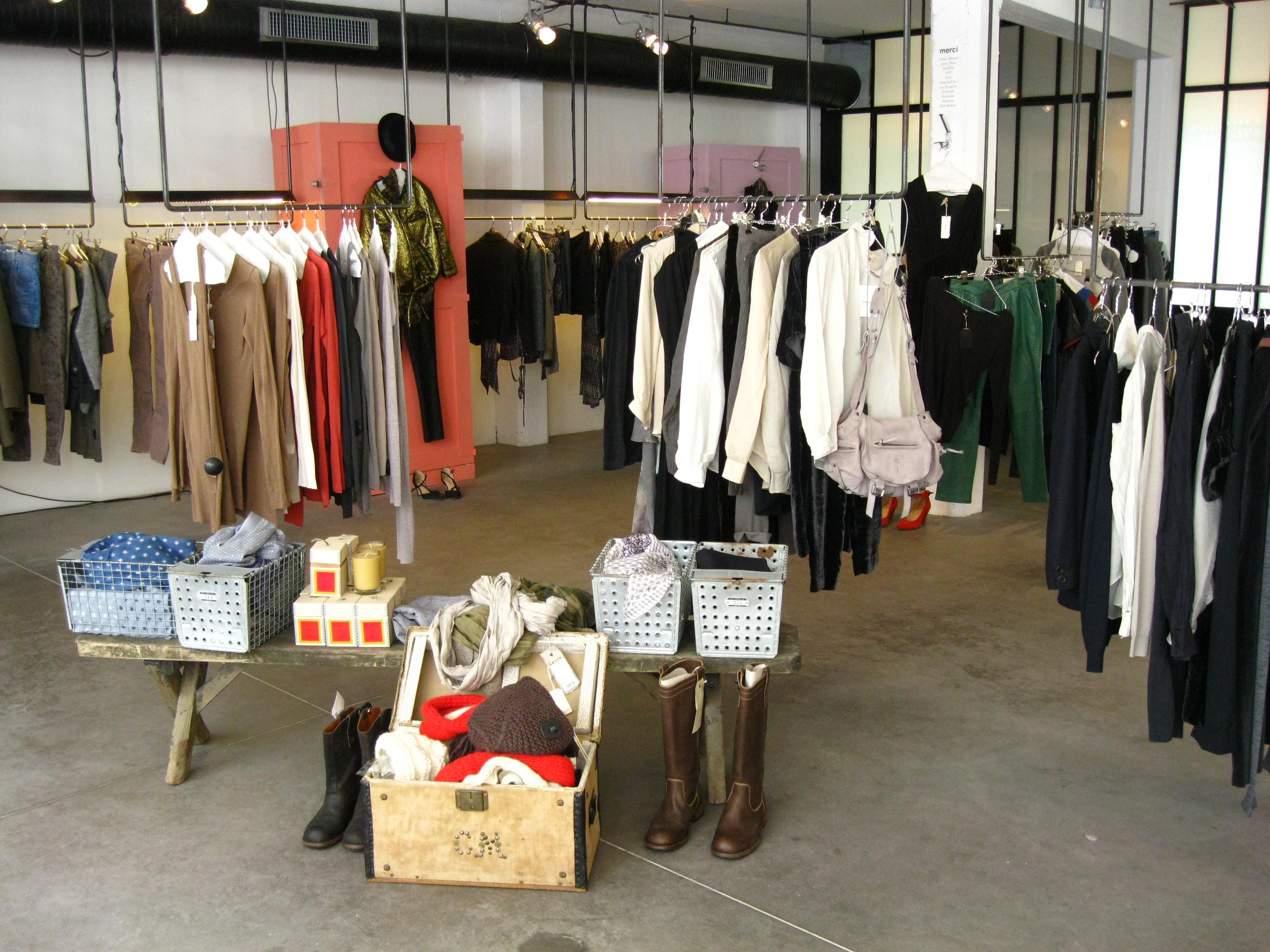 merci, the parisian concept store with a big heart – ritournelle