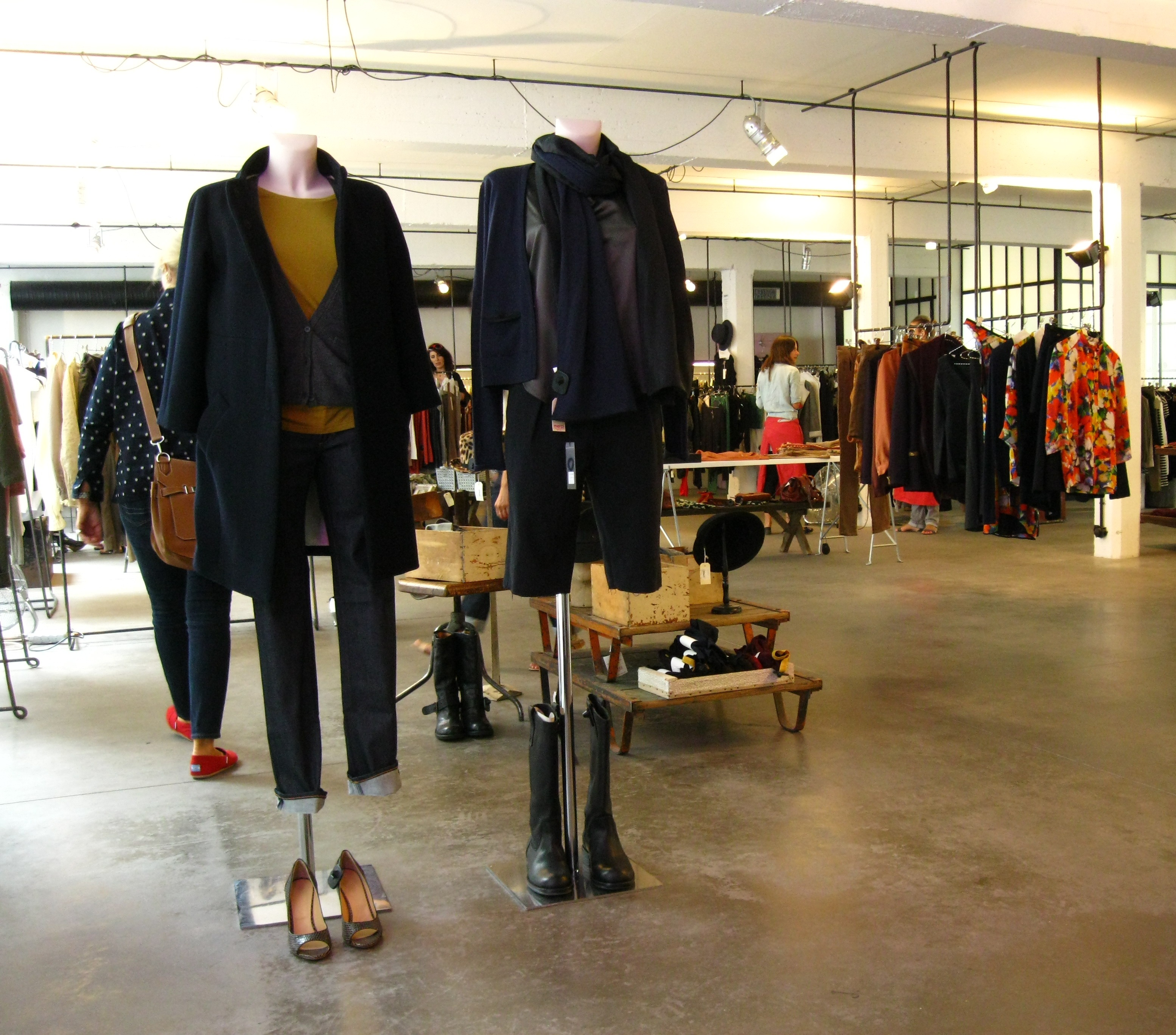 Merci The Parisian Concept Store With A Big Heart