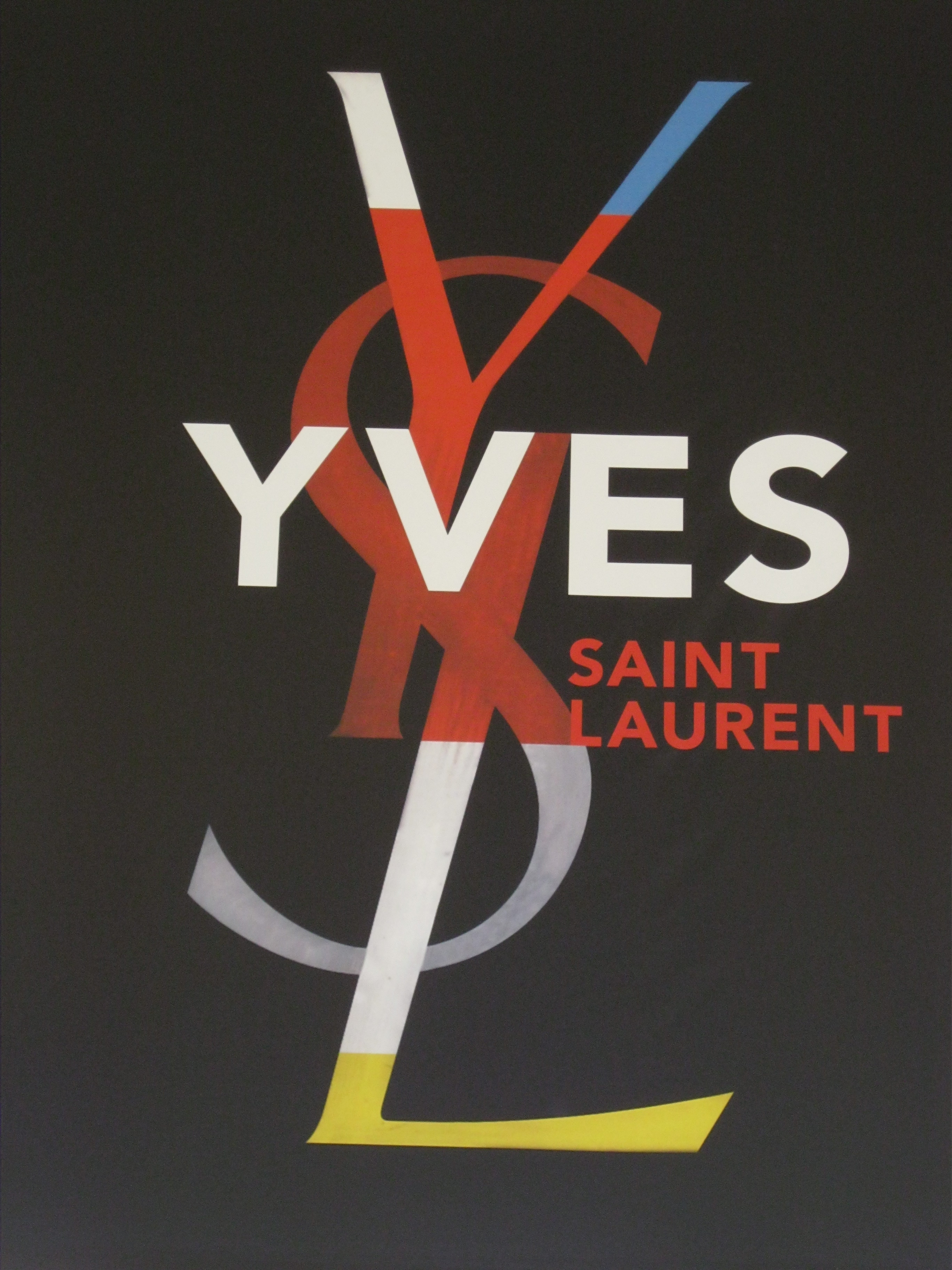 yves saint laurent retrospective in paris ritournelle. Black Bedroom Furniture Sets. Home Design Ideas