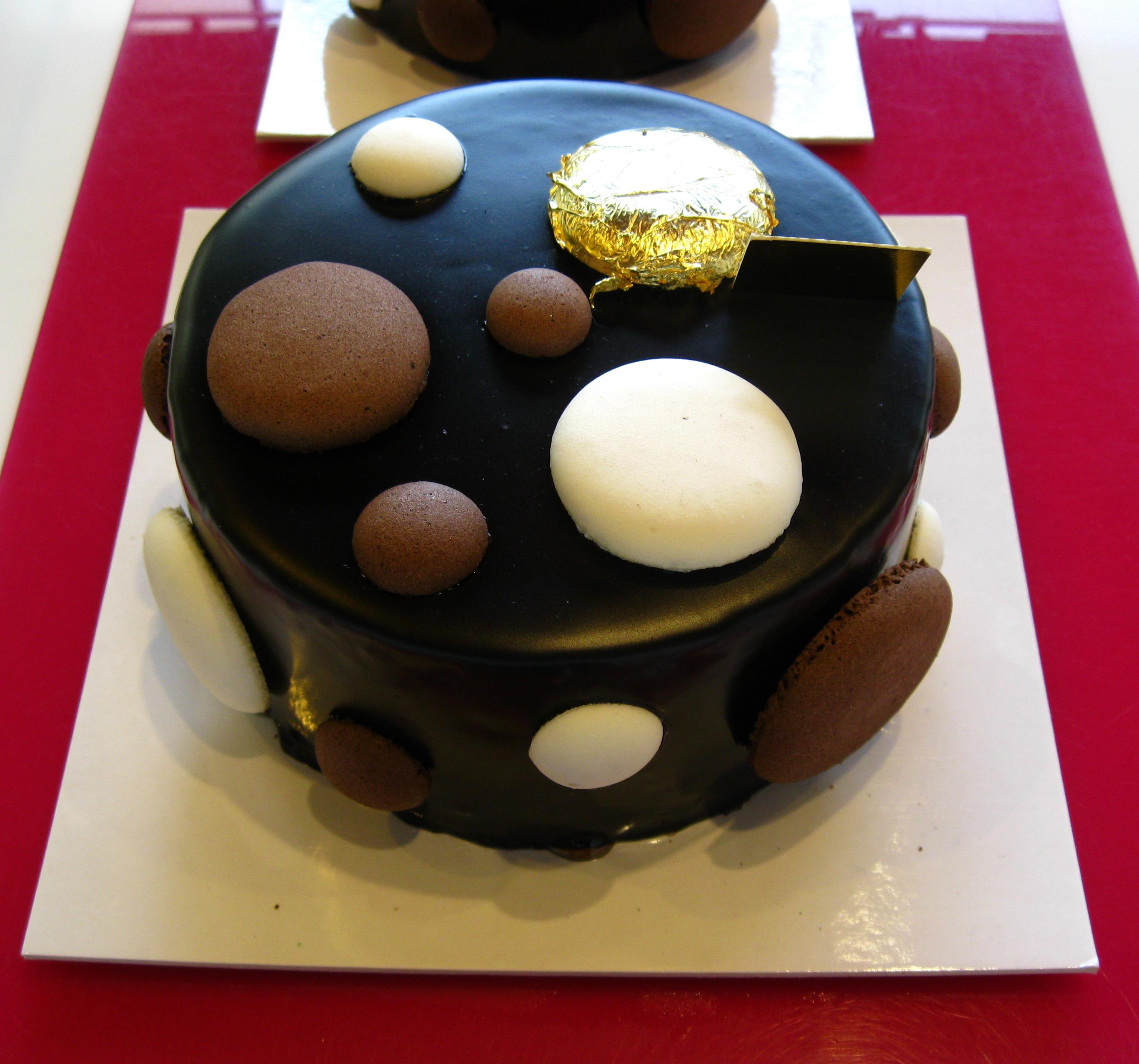 Caron Cakes Fruit Cake
