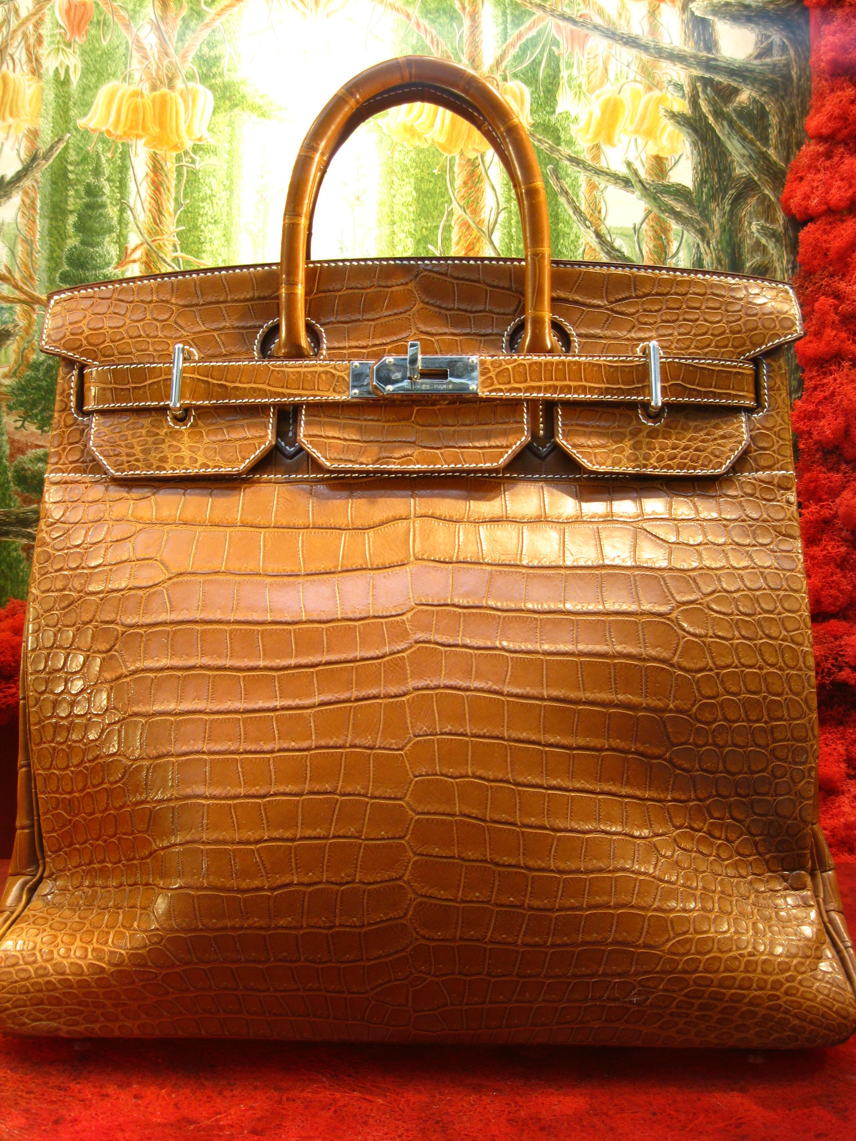 Hermes сумка на кулисках