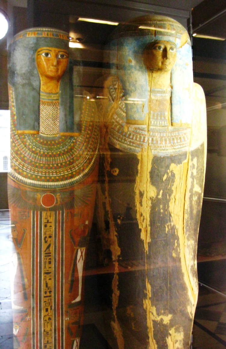 The Egyptian Tarot Kit By Lo Scarabeo Lo Scarabeo: Ancient Egyptian Treasures At The Louvre