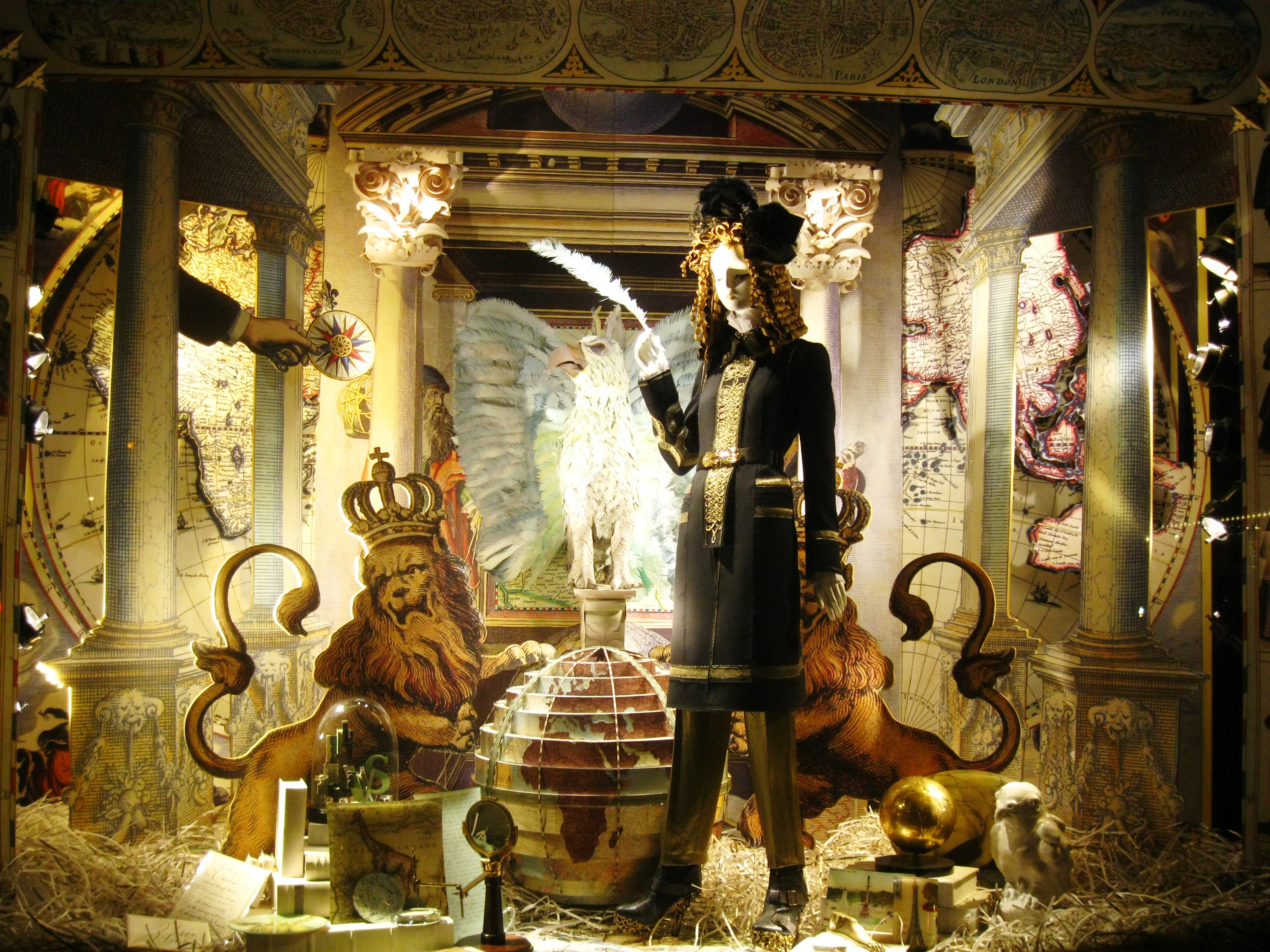 Christmas in New York City Part 1: Department store extravaganzas ...