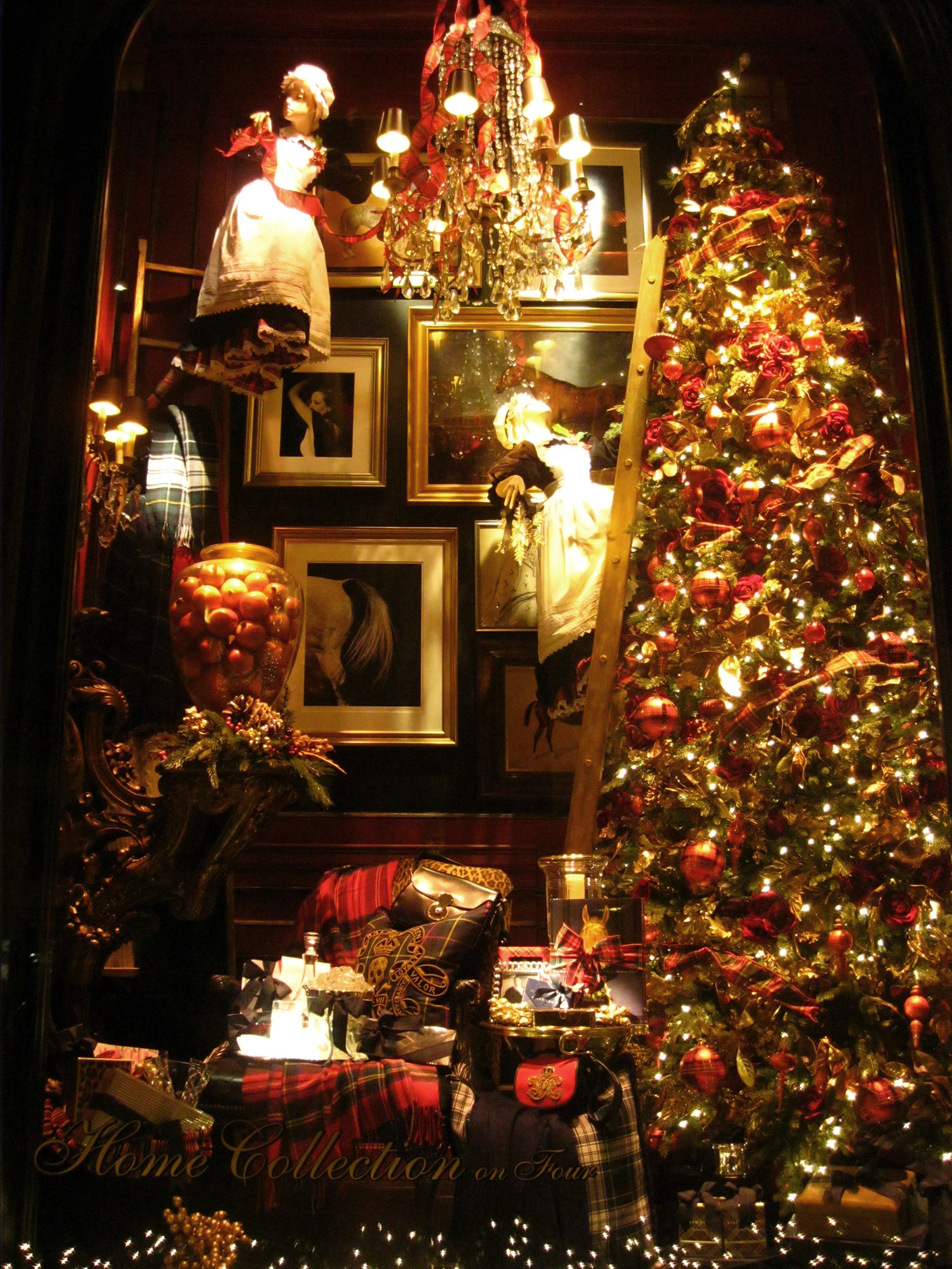 Ralph lauren ritournelle Latest christmas decorations
