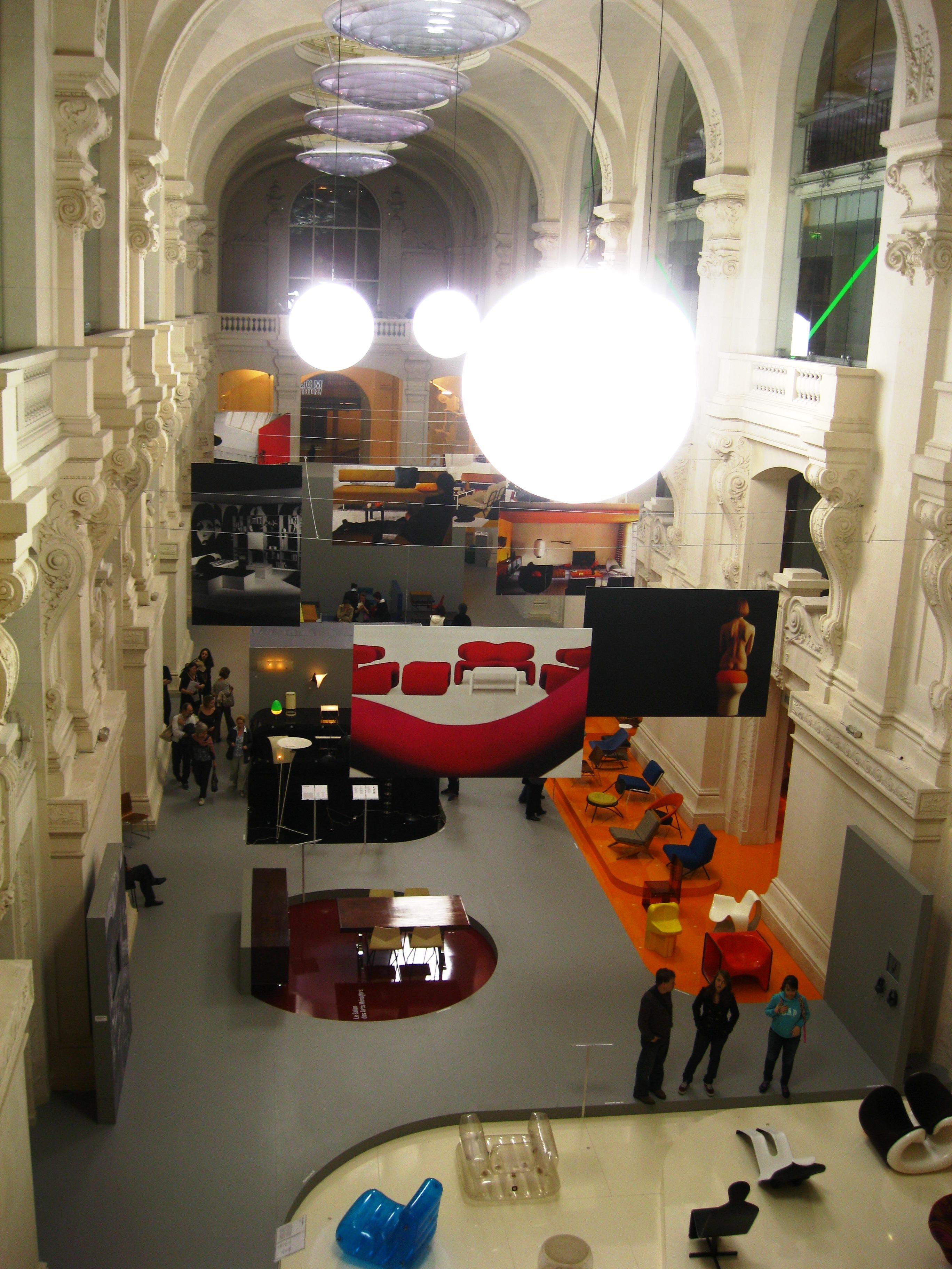 Visiting the mus e des arts d coratifs design and toys in paris ritournelle - Les arts decoratif paris ...