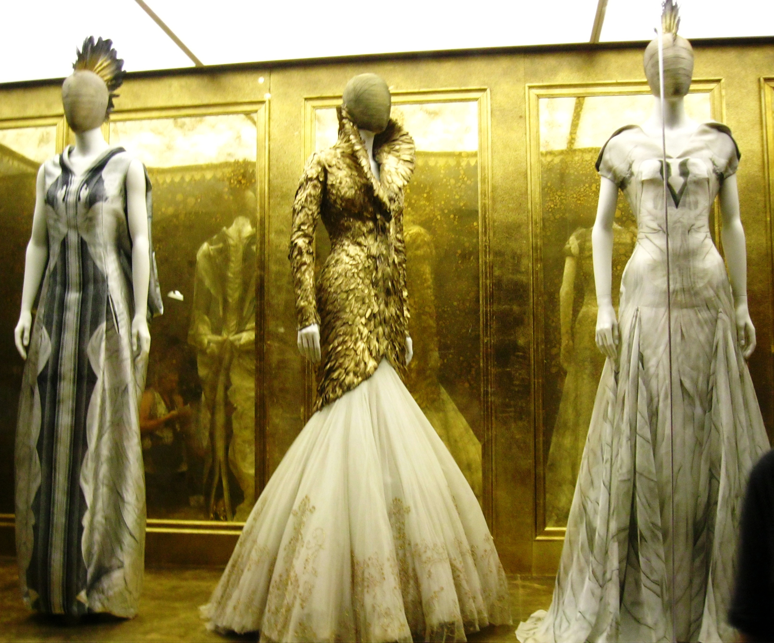 58cce7e413e5 NY diary  memories of Alexander McQueen Savage Beauty at the Met ...