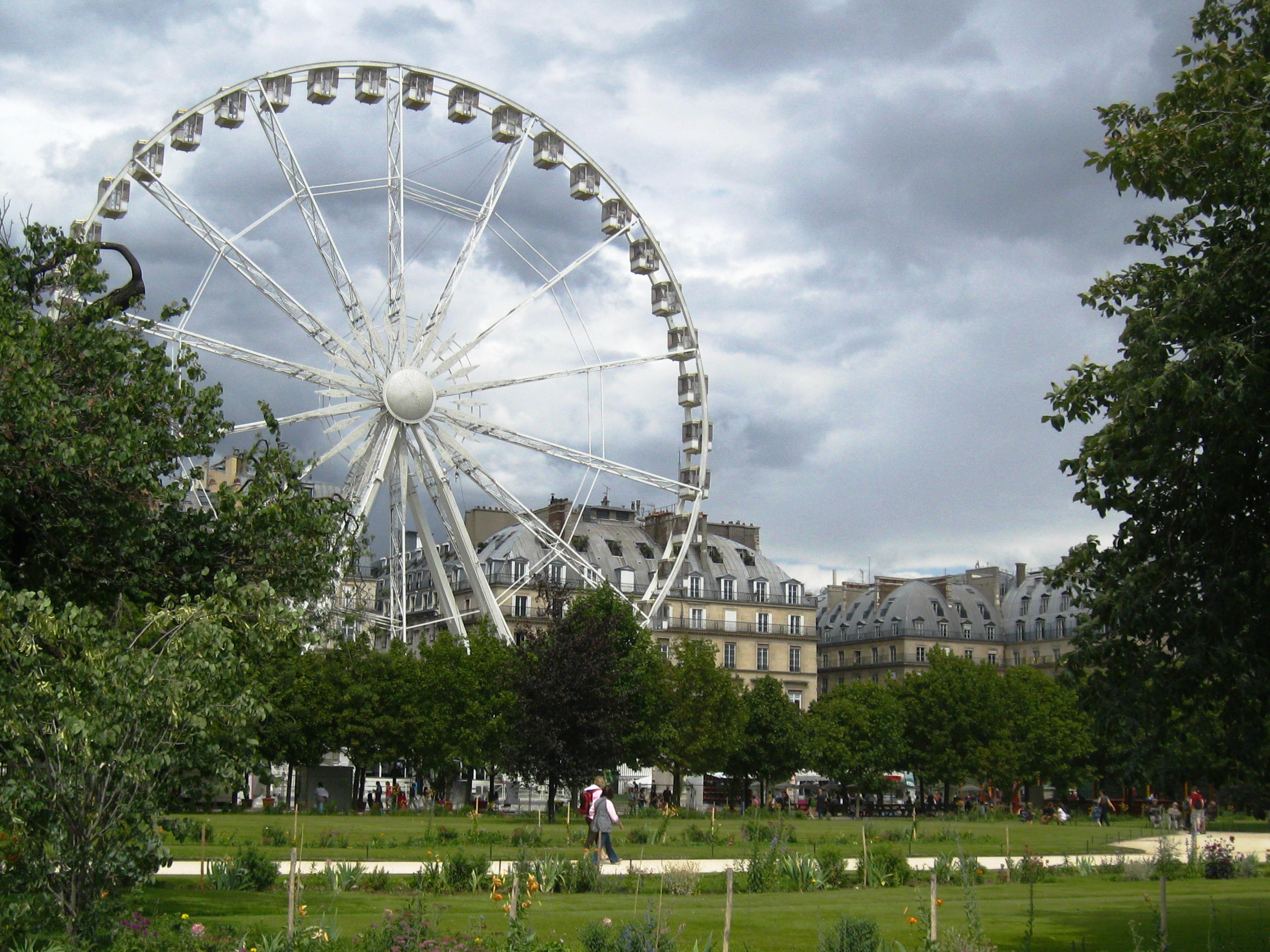 Jardin des tuileries ritournelle for Jardin des tuileries