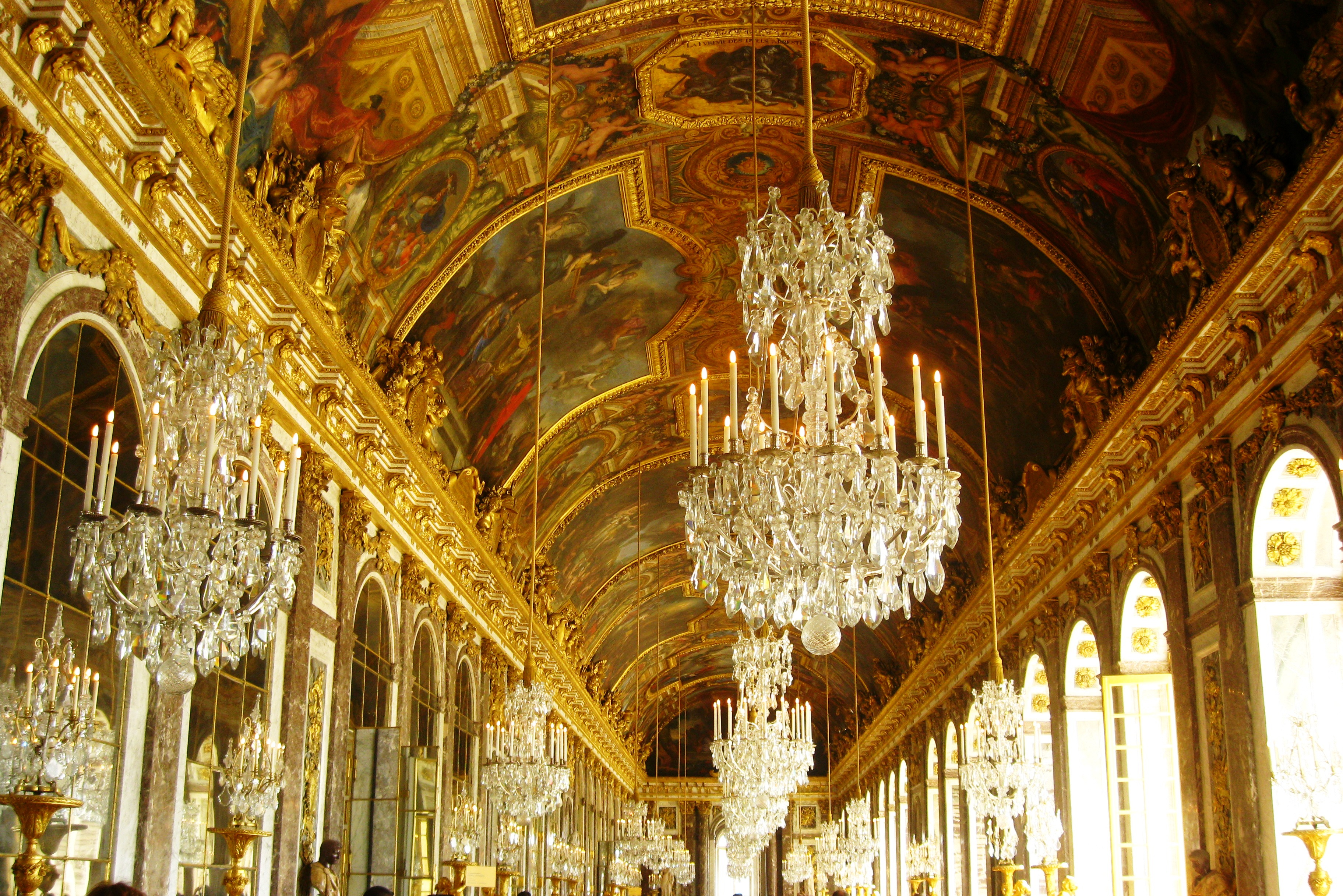 The palace of versailles visiting a royal past ritournelle for Versailles paris
