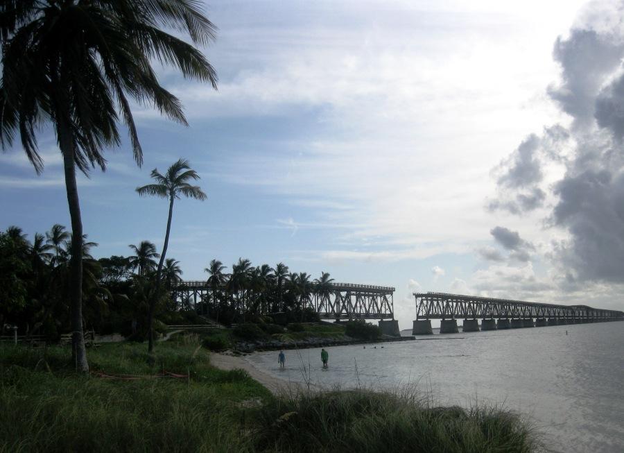 Bahia Honda State Park Bridge