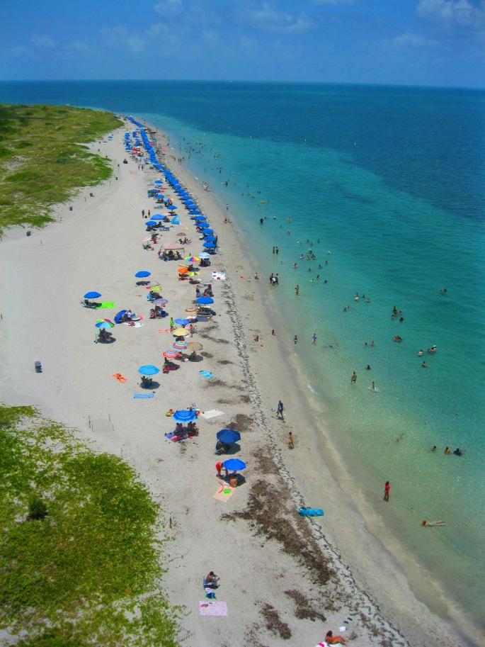 Key Biscayne beach