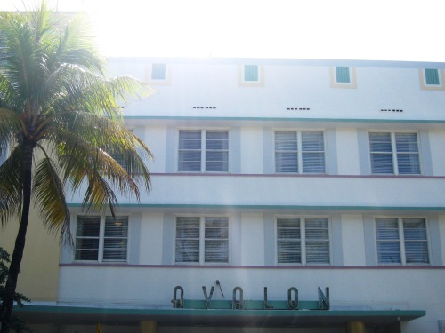 Miami Art Deco Avalon