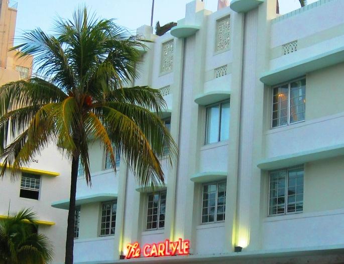 Miami Art Deco Carlyle