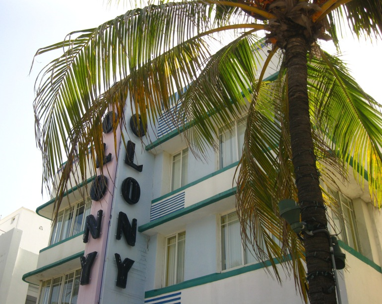 Miami Art Deco Colony