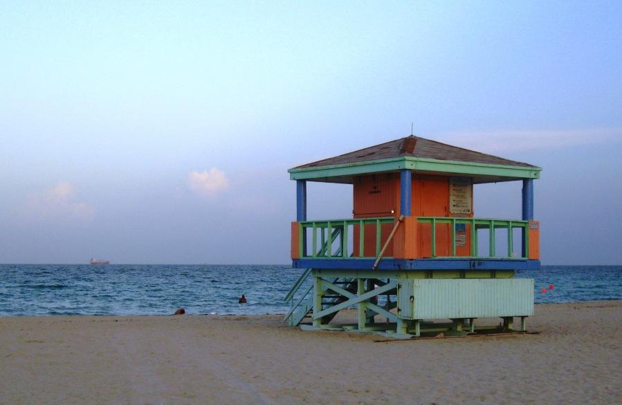 Miami South Beach cabin
