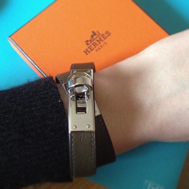 Hermès bracelet Kelly