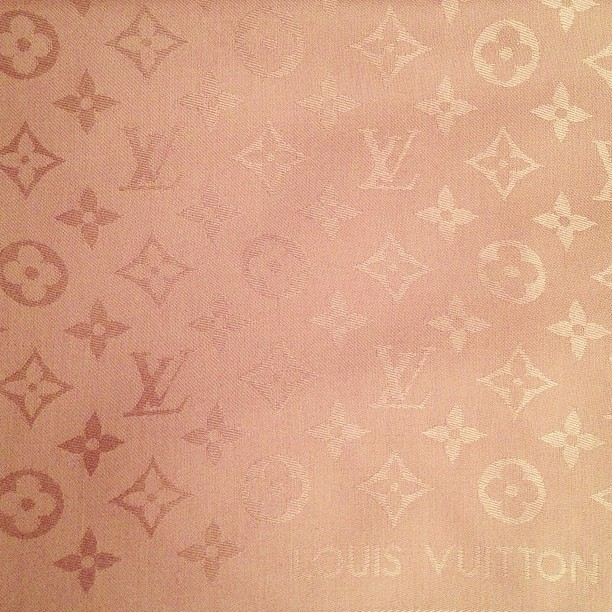 Louis Vuitton écharpe