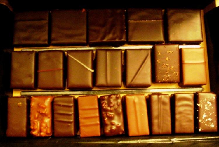 Ducasse chocolat boite decouverte