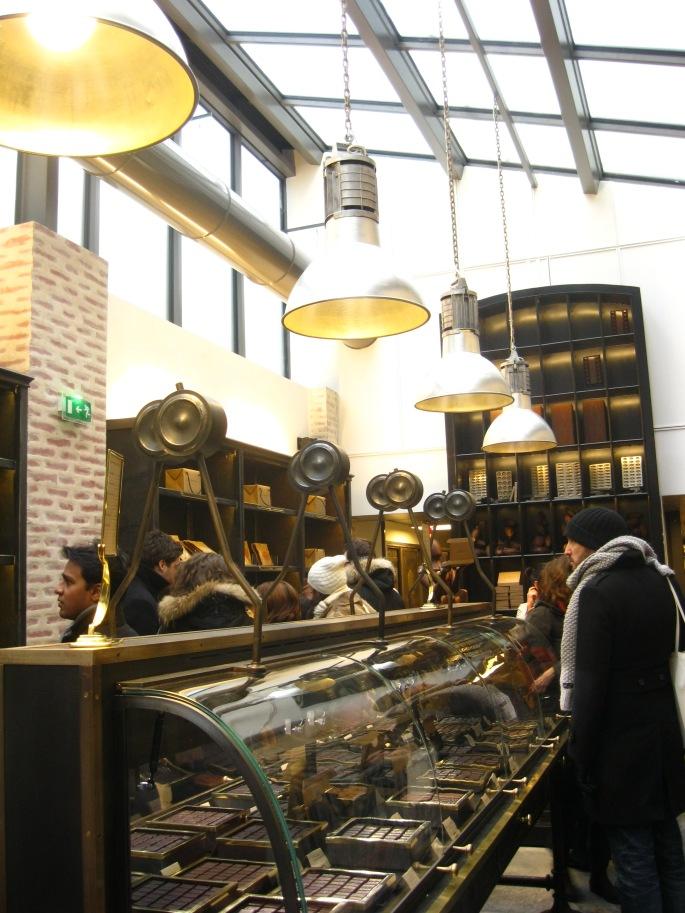 Ducasse chocolat boutique