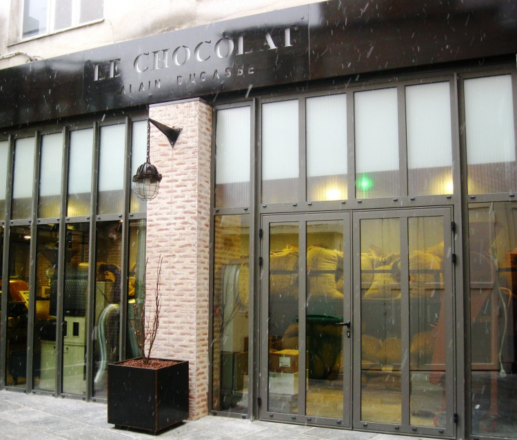 Ducasse chocolat manufacture