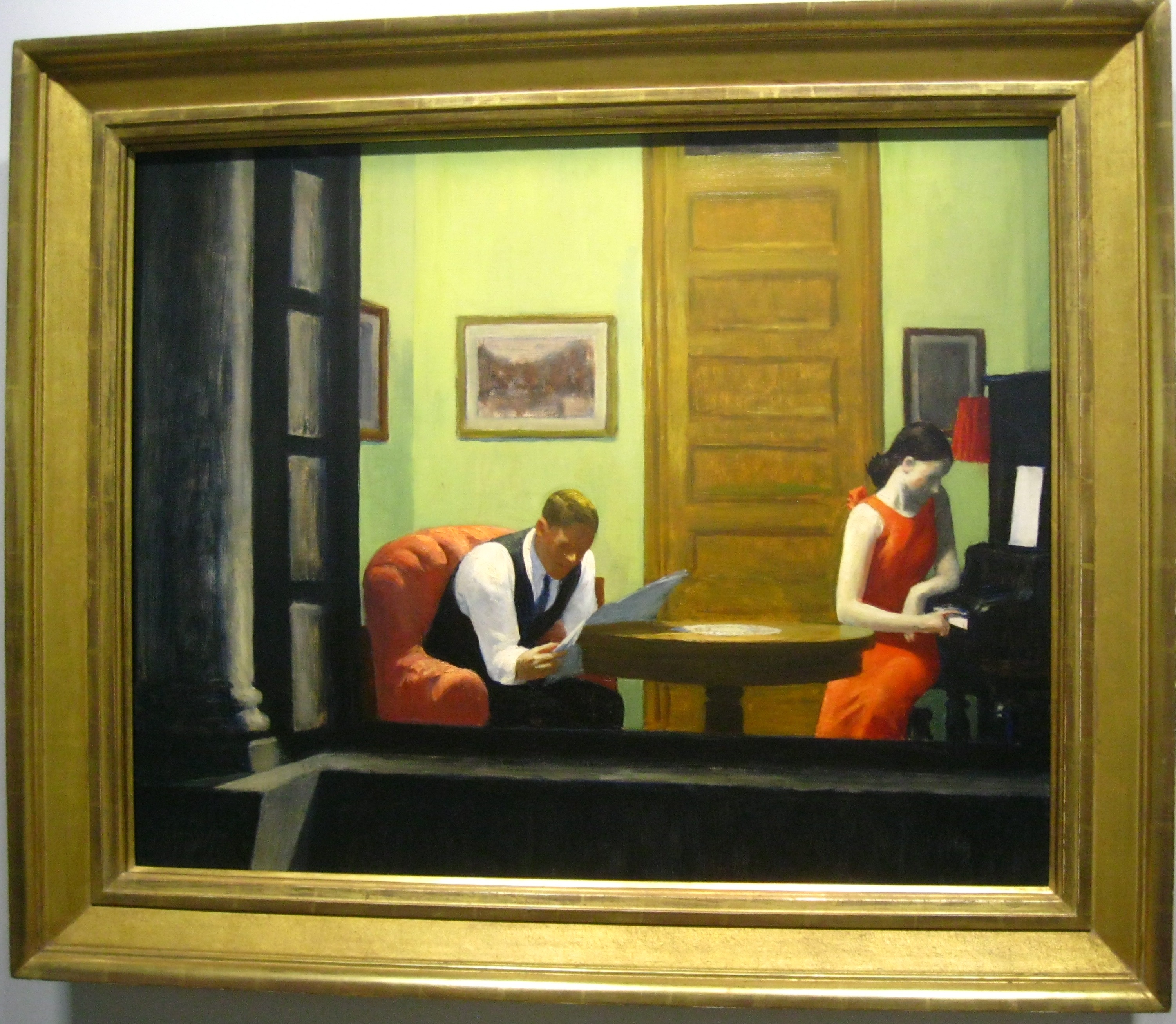 Edward Hopper At The Grand Palais In Paris Impressions Of