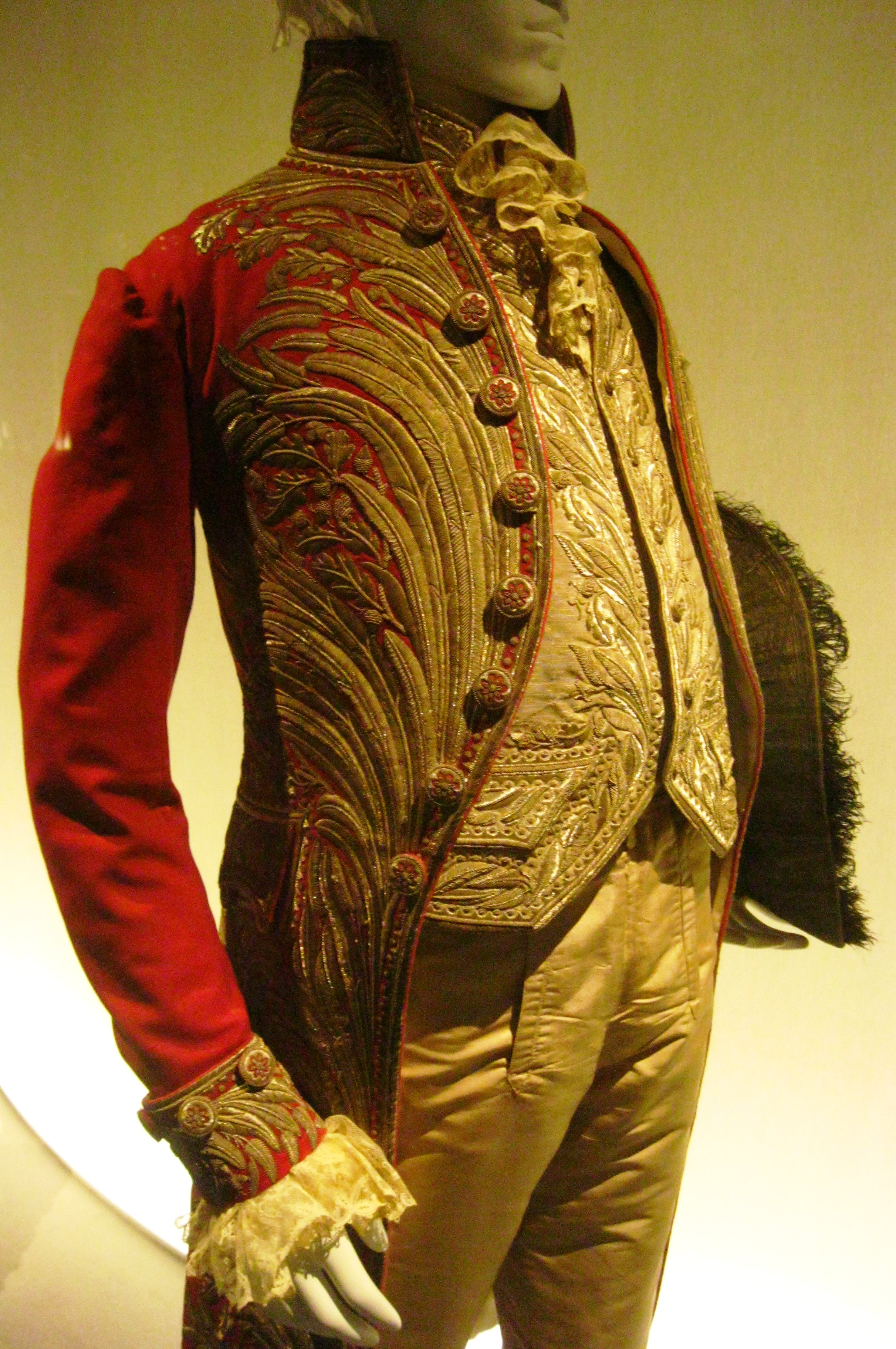 Fashioning Fashion Exhibition In Paris European Style From 1715 To 1900 Ritournelle