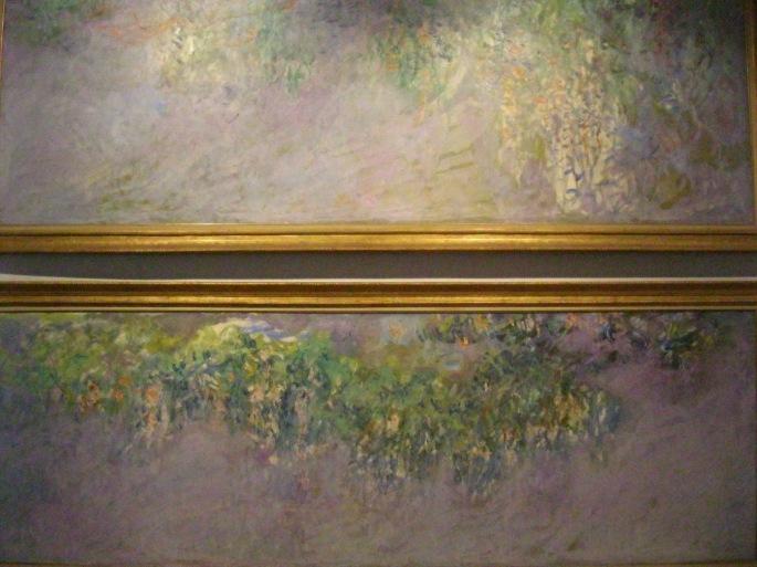 Musée Marmottan Claude Monet 2 tableaux