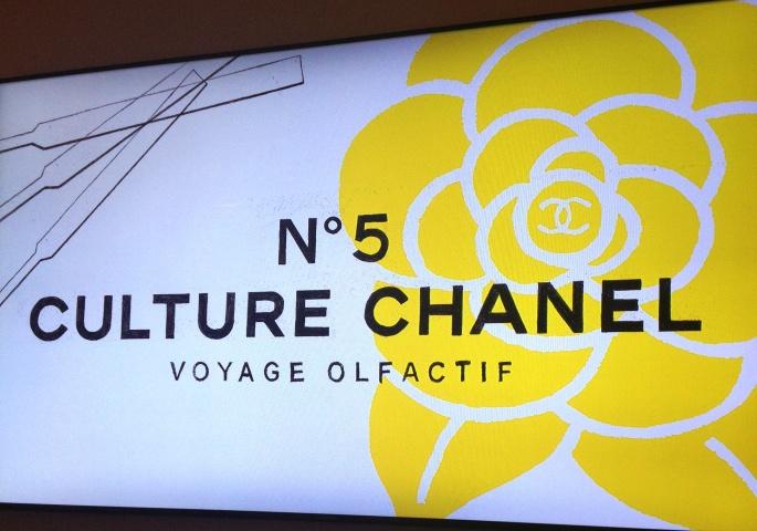 Chanel 5 atelier olfactif