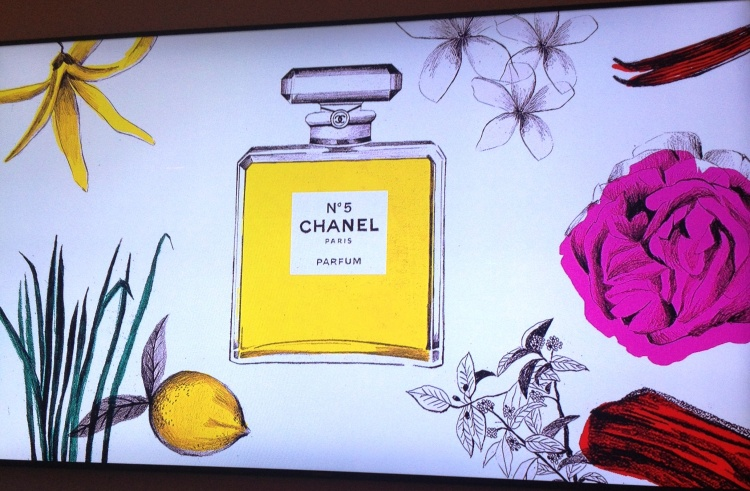 Chanel 5 composition
