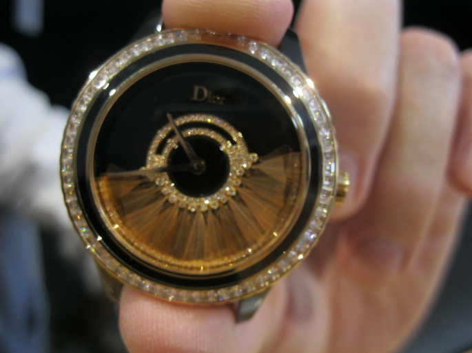 Dior Grand Bal watch