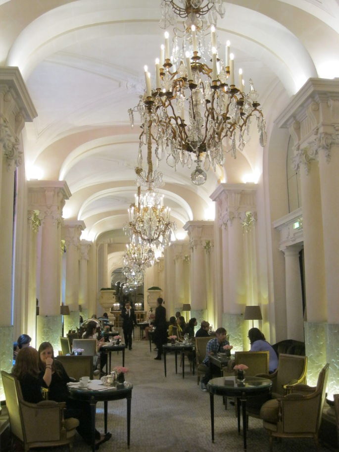 Galerie des Gobelins Plaza Athénée