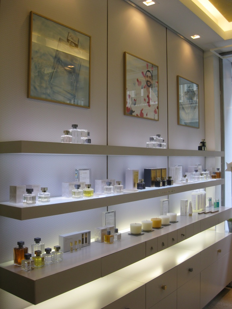 Maison Francis Kurkdjian Paris store products