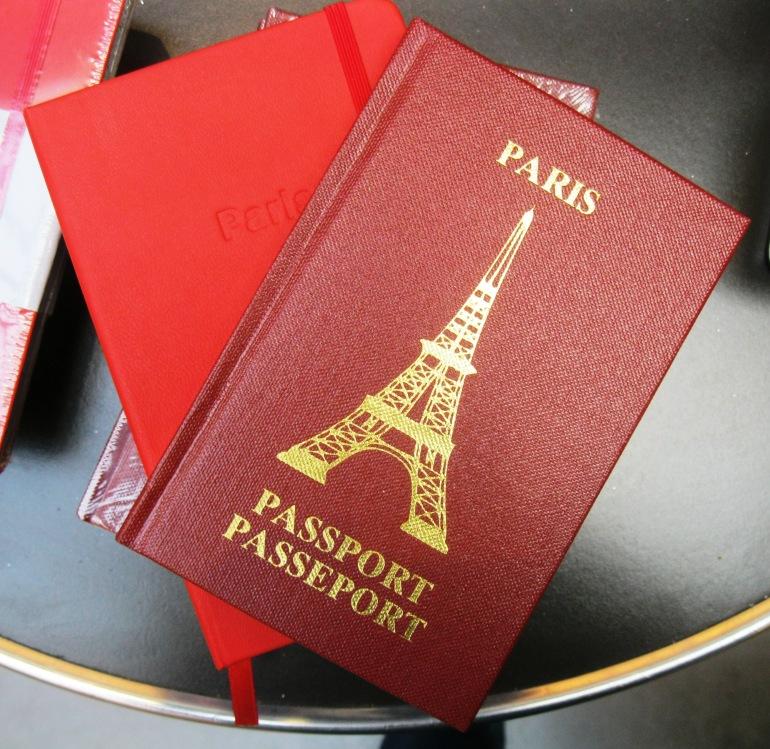 Merci Paris passport