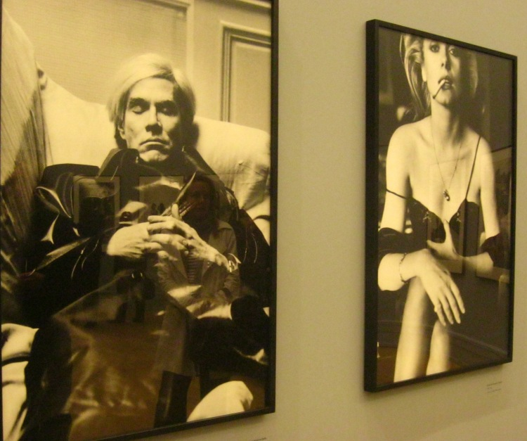 Helmut Newton Andy Warhol Catherine Deneuve