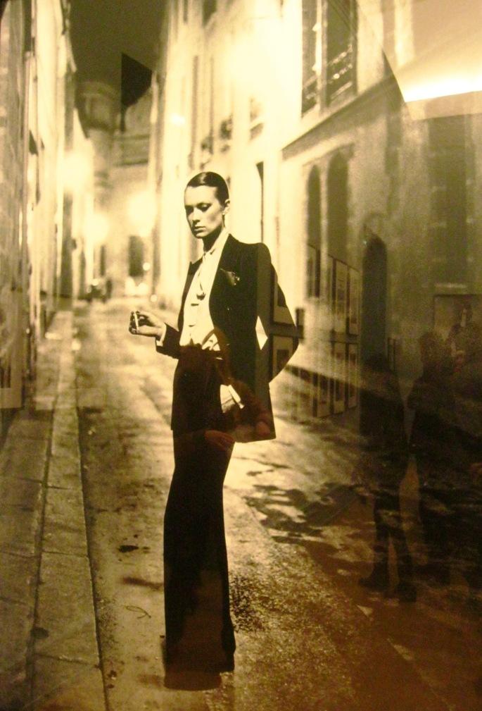 Helmut Newton Yves Saint Laurent