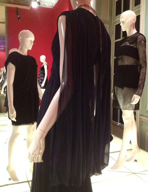 Little Black Dress Balenciaga Zac Posen Proenza Schouler
