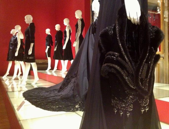 Little Black Dress Givenchy detail 1