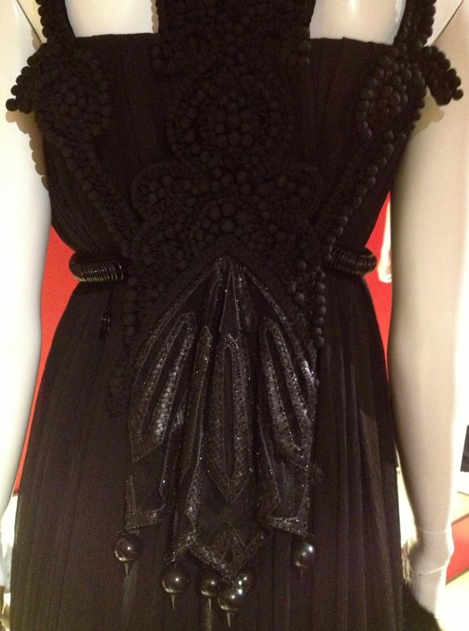 Little Black Dress Givenchy detail 2