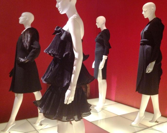 Little Black Dress Pierre Cardin Rodarte
