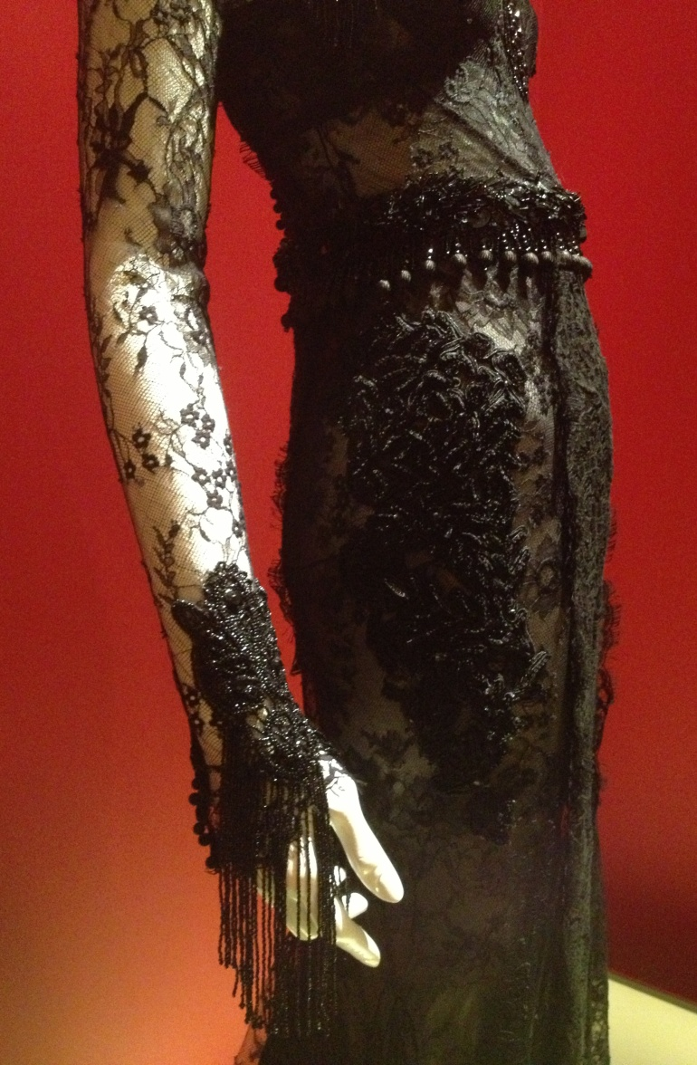 Little Black Dress Tom Ford