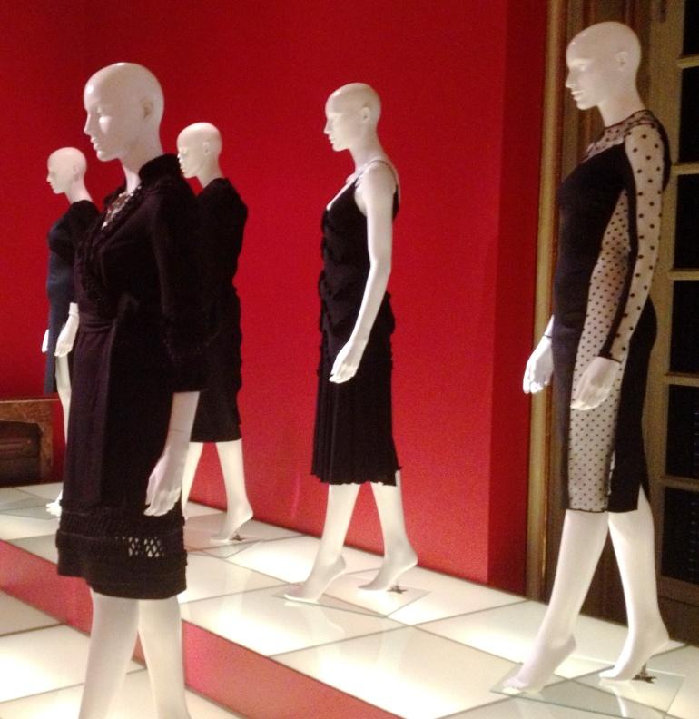Little Black Dress YSL Stella McCartney
