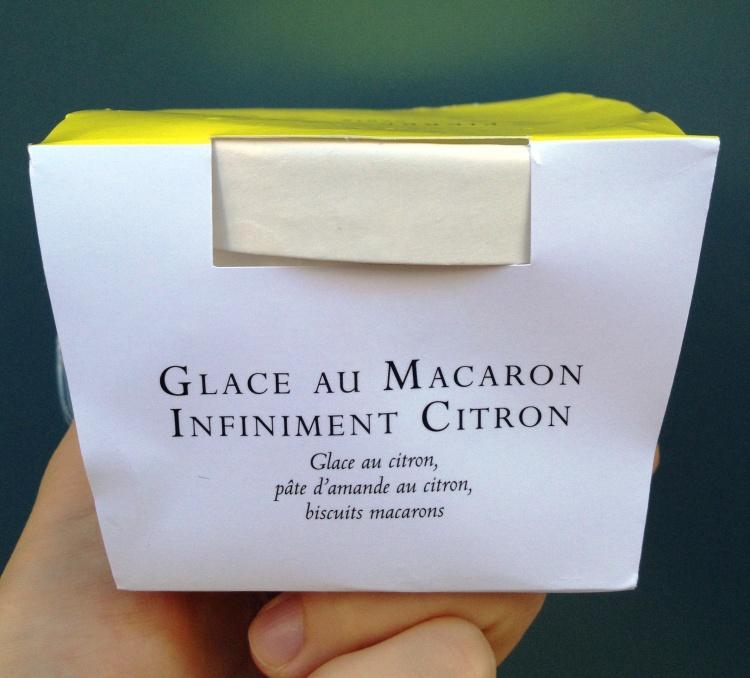 Pierre Herme ice cream packaging