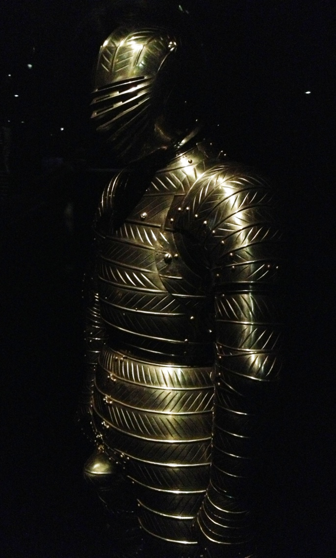 Renaissance armour