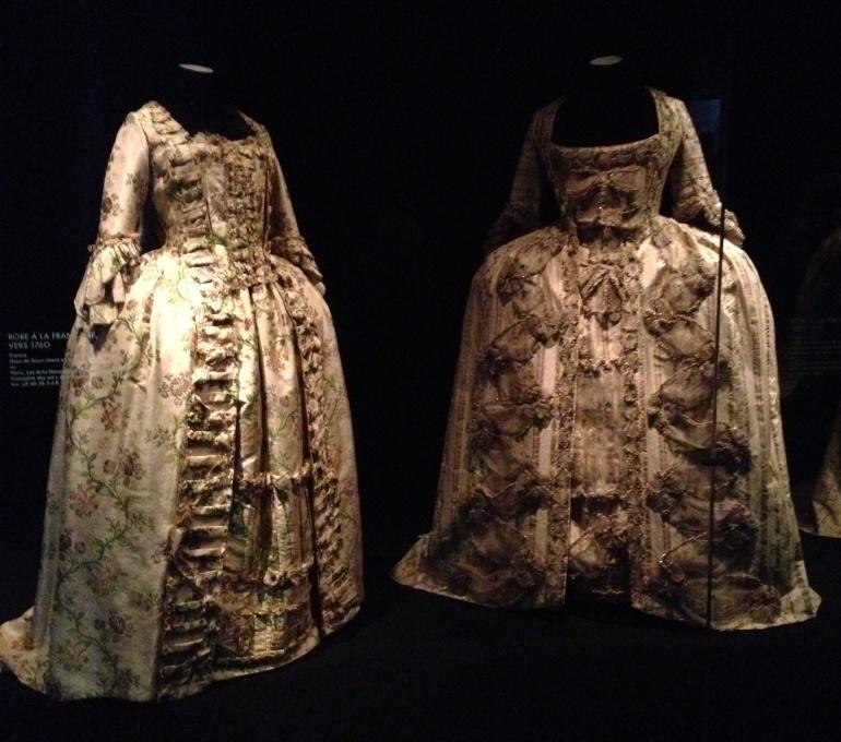 Robe à la française 1760
