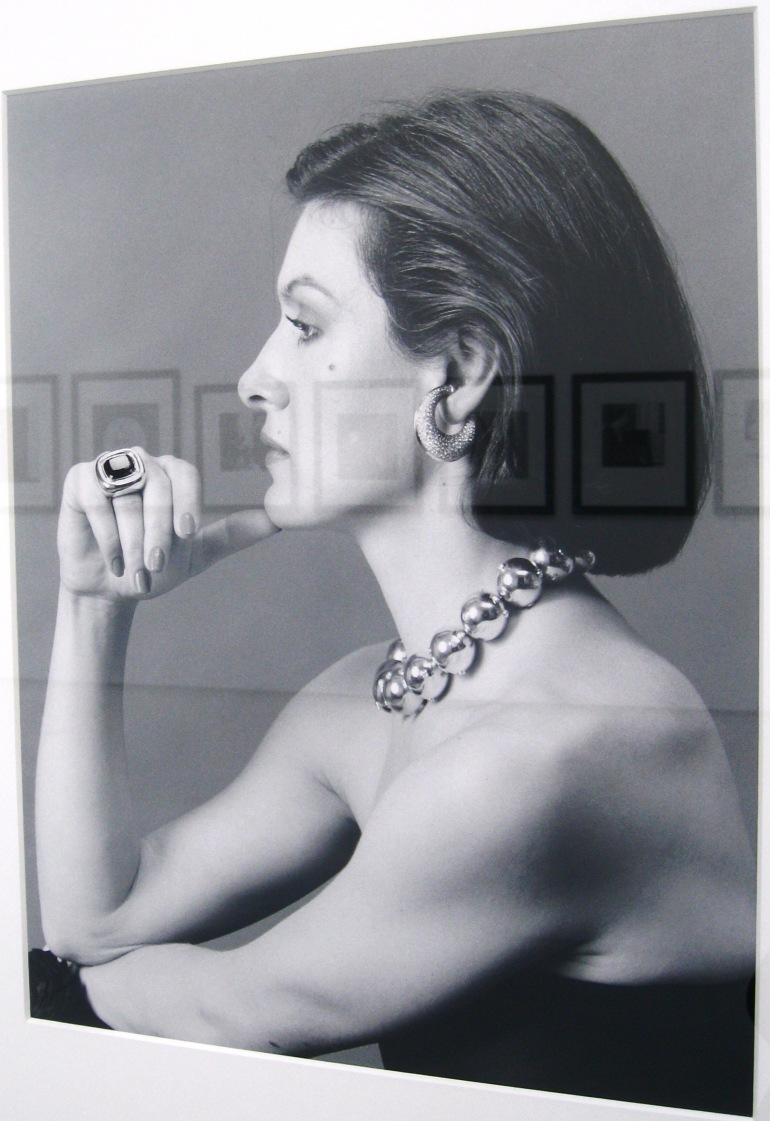 Robert Mapplethorpe Paloma Picasso