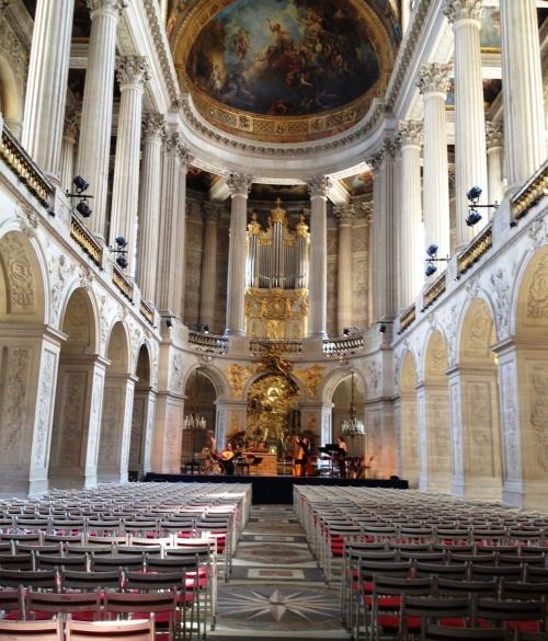 Versailles Apartments: Ritournelle