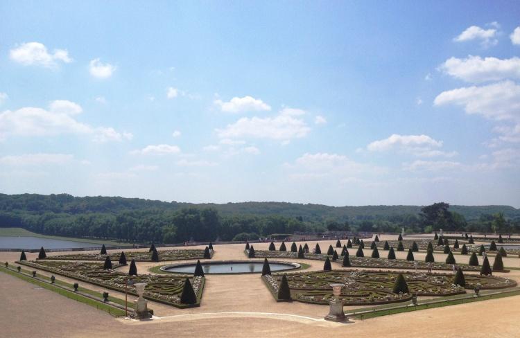 Versailles garden 2