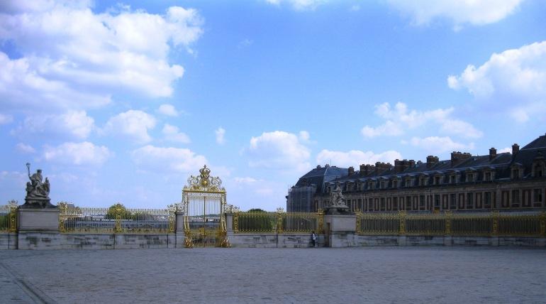 Versailles gate 2